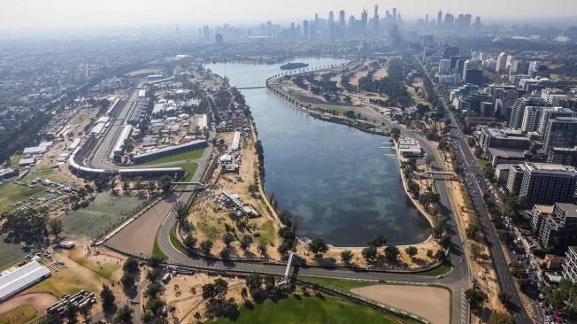 Circuito de Melbourne, Australia