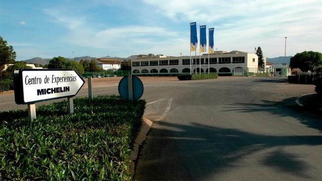 Centro de Experiencias de Michelin en Almería