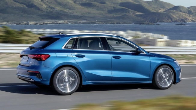 Audi A3 Sportback 2020 - posterior