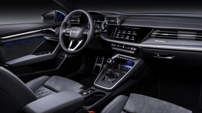 Audi A3 Sportback 2020 - interior