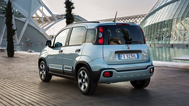 Fiat Panda Hybrid - posterior