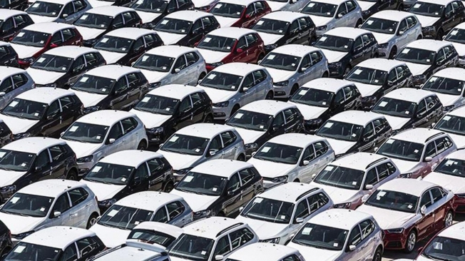 Ventas de coches nuevos a nivel global