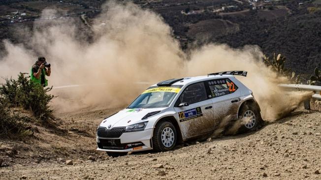 Sébastien Ogier pone la directa y se destaca en el Rally de México