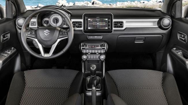 Suzuki Ignis 2020 - interior