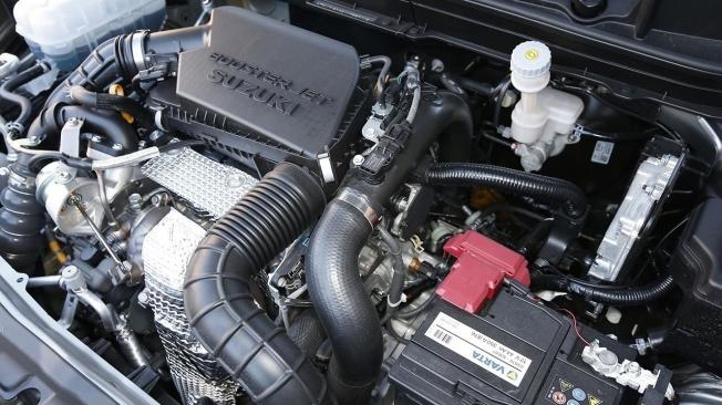 Motor del Suzuki S-Cross SHVS