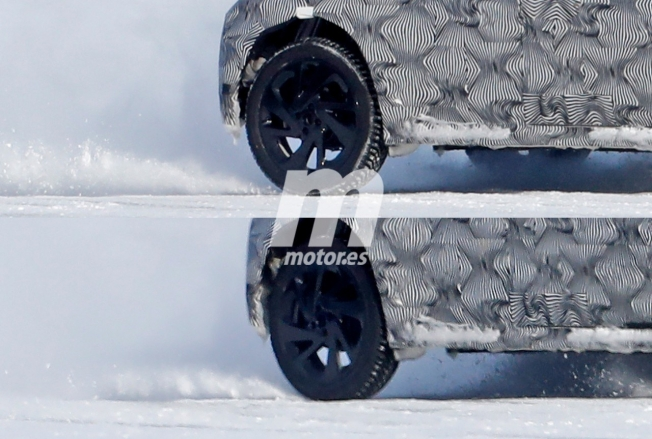 Toyota Yaris Cross - foto espía