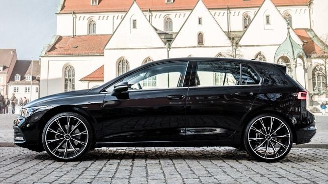 Volkswagen Golf 2020 preparado por ABT Sportsline