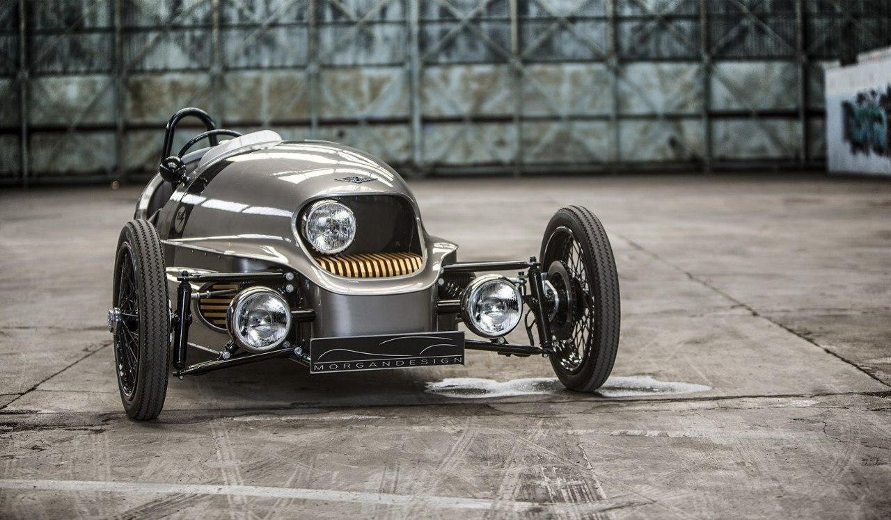 Morgan confirma la muerte del EV3, su roadster eléctrico retrofuturista