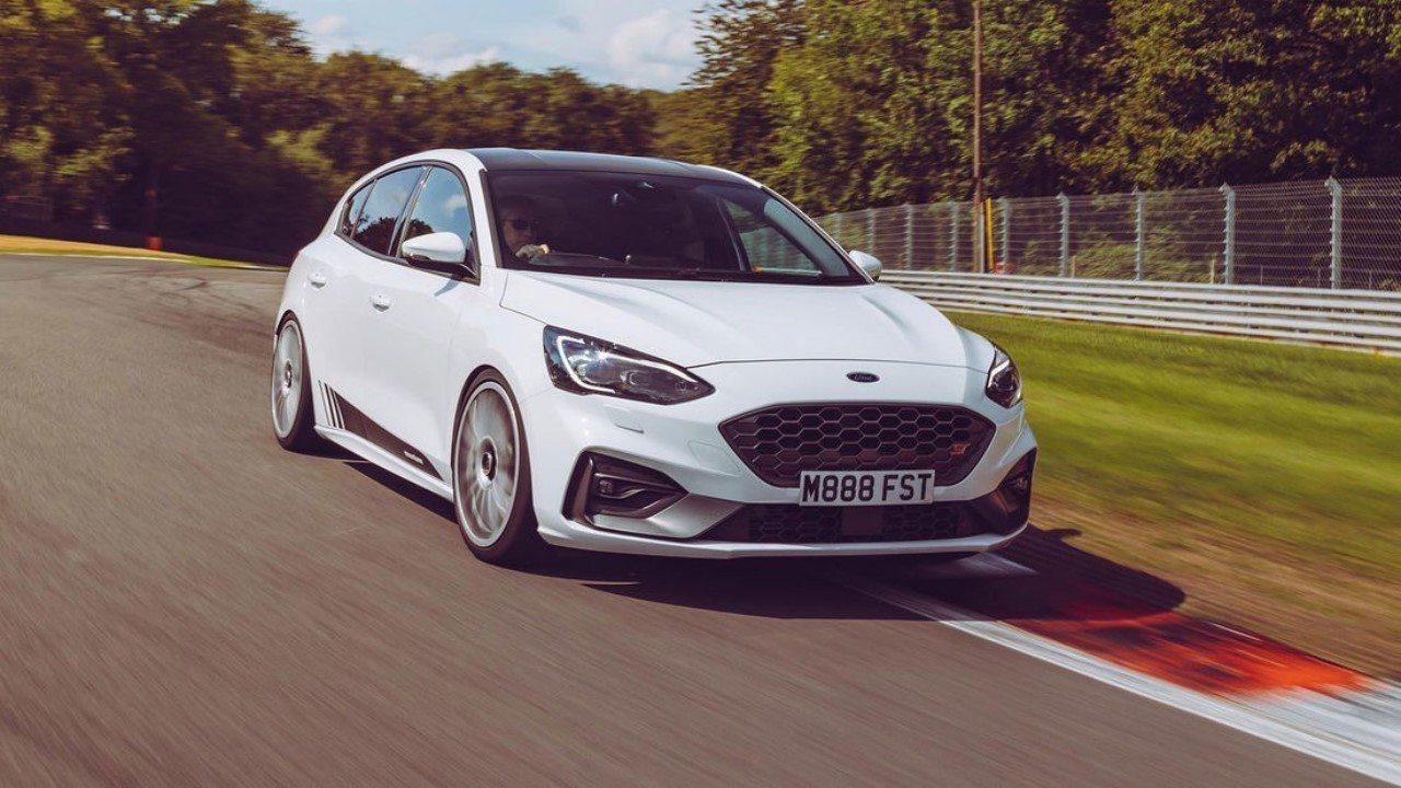 Mountune regala más potencia al Ford Focus ST, con un exterior muy discreto