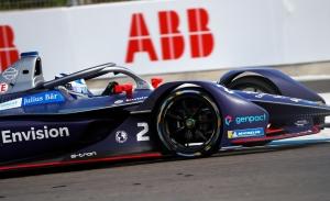 Nick Cassidy marca el mejor crono del 'rookie test' de la Fórmula E