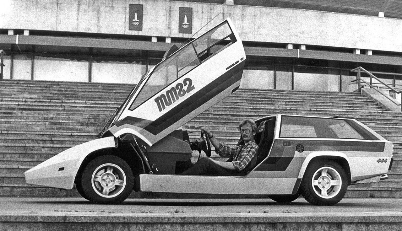 Pangolina 444 GT, el Lamborghini soviético