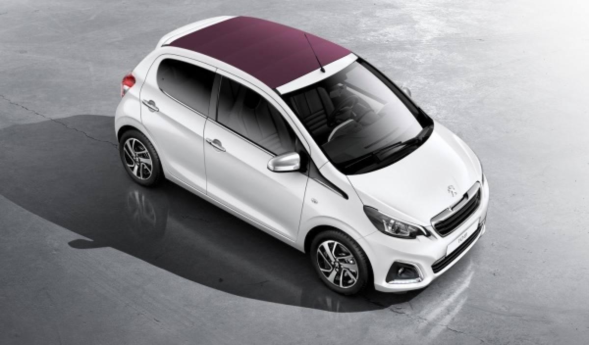 Confirmado: el Peugeot 108 seguirá en el mercado con una versión eléctrica en el futuro