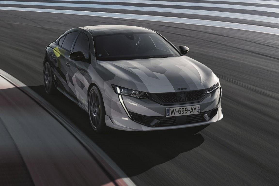 Peugeot anuncia la presentación del nuevo 508 PSE para este año 2020