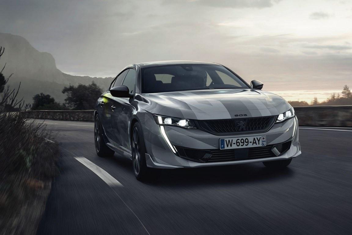 El nuevo Peugeot 508 PSE, el híbrido enchufable deportivo sale a carretera