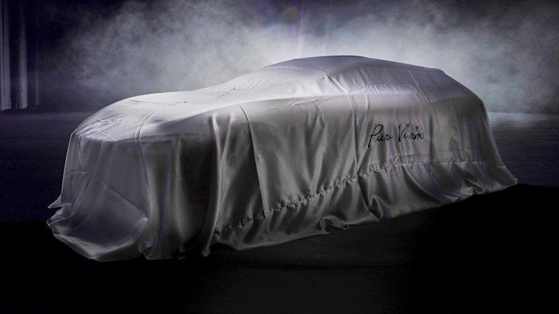 Pininfarina presenta en privado el Pura Vision, su nuevo SUV conceptual