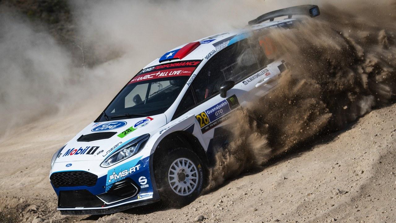 Una grave plaga de langostas pone en peligro el Rally Safari del WRC