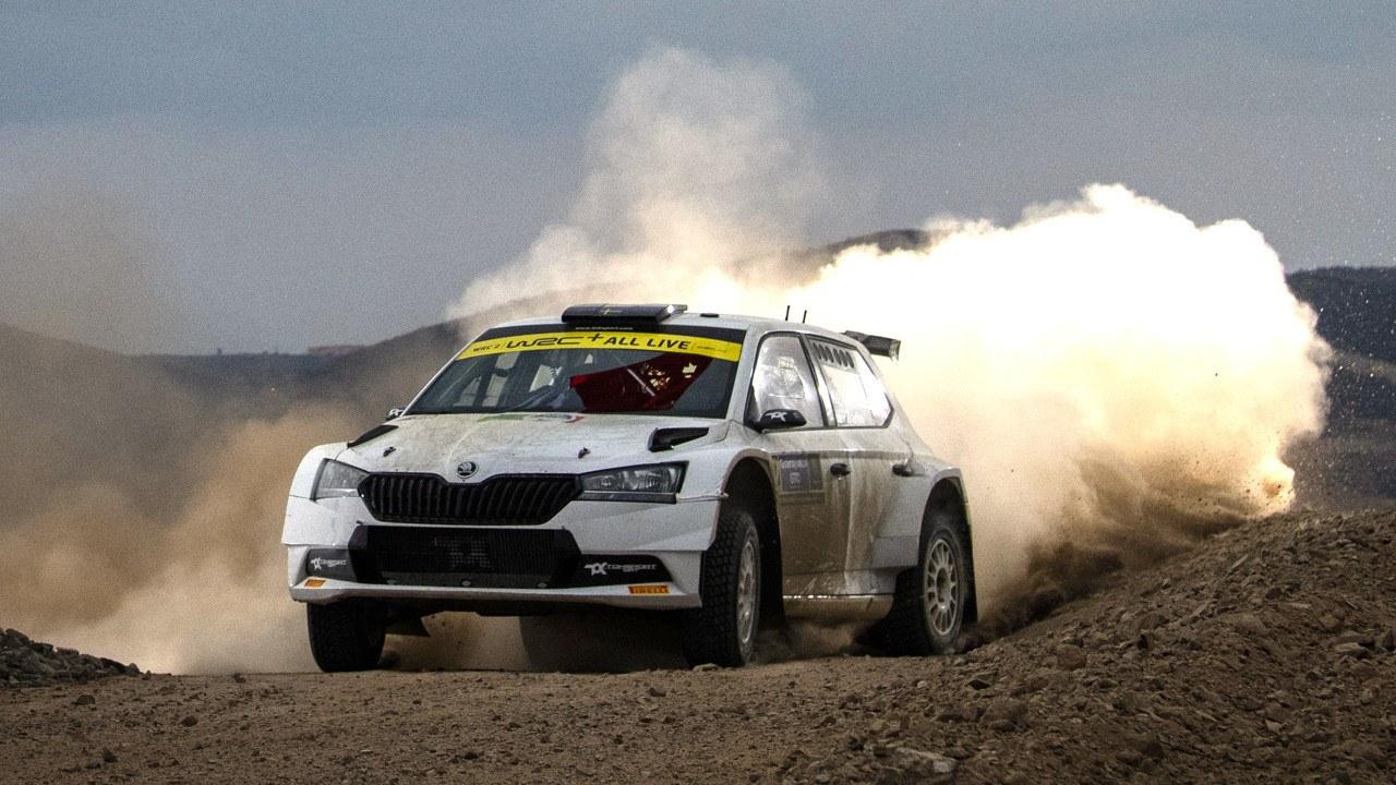 Pontus Tidemand compaginará WRC2 con su programa en el EuroRX