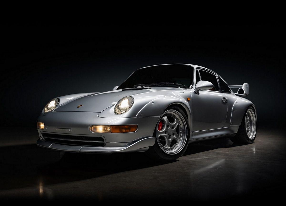 Uno de los escasos y valiosos Porsche 911 GT2 (993) a subasta