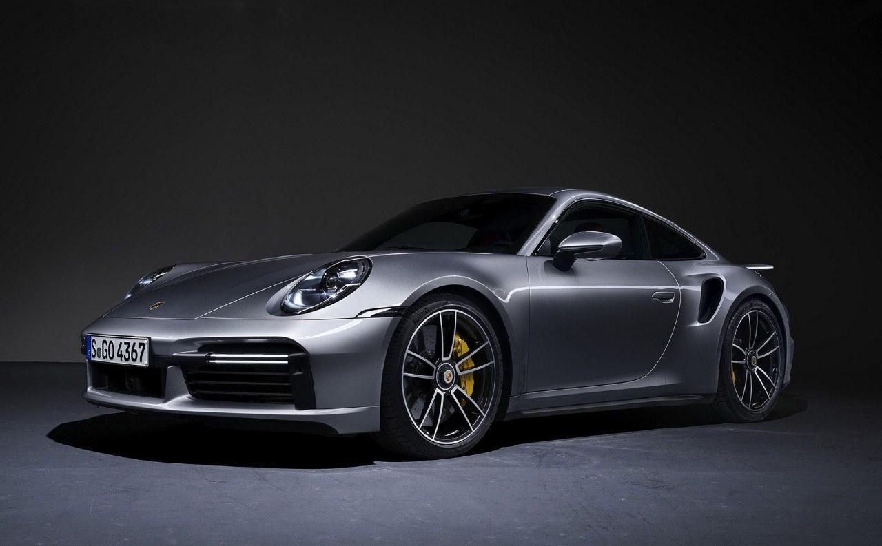 El nuevo Porsche 911 Turbo S 2021 al detalle en sus primeros vídeos