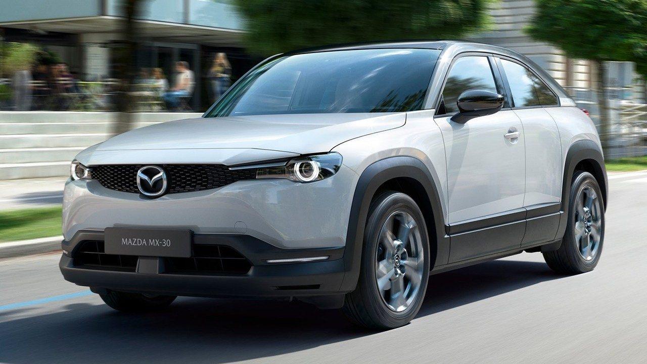 El nuevo Mazda MX-30 ya puede ser reservado en España y se confirma su precio