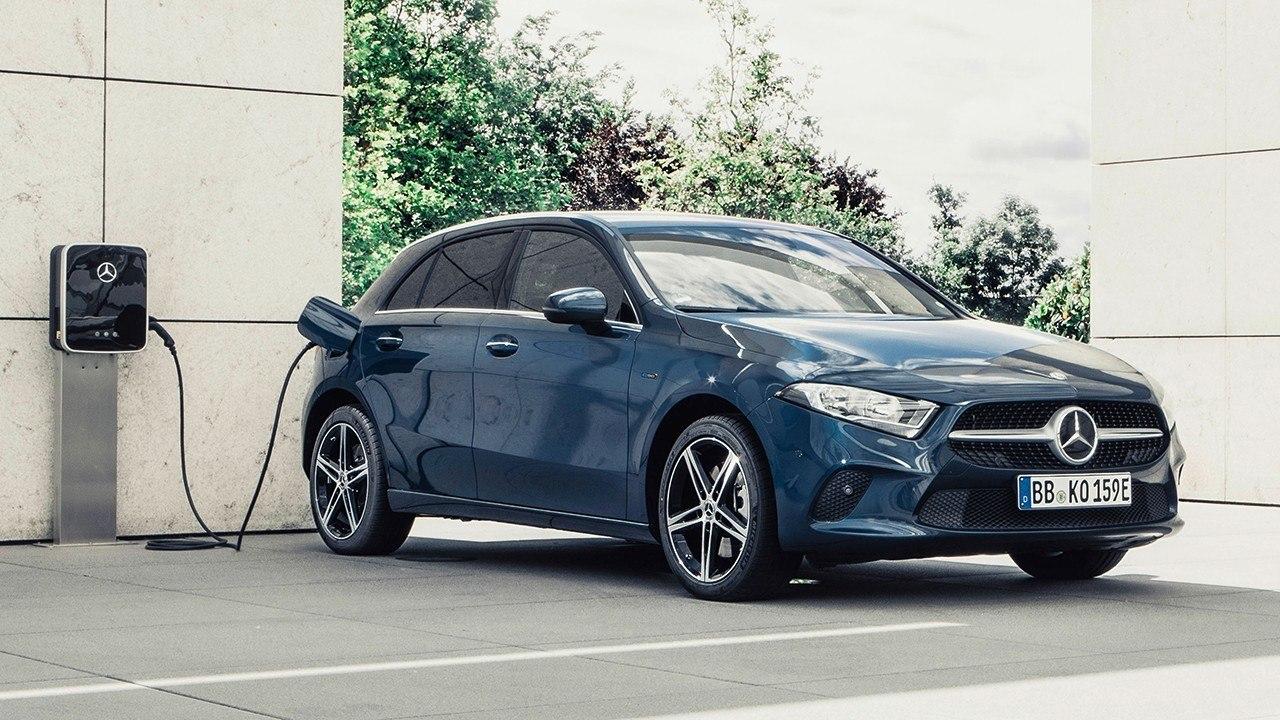 Los nuevos Mercedes Clase A híbridos enchufables ya tienen precio en España