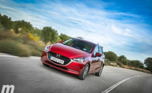 Prueba Mazda2 2020, el valor de ser diferente (con vídeo)