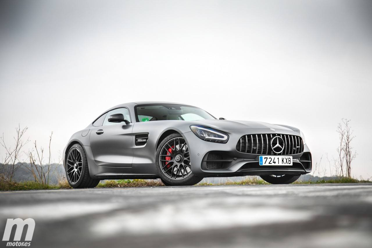 Prueba Mercedes-AMG GT C Coupé, el carro de fuego de los dioses