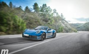 Prueba Porsche 911 Carrera 4S Cabriolet 2020, 492.480 horas y sumando
