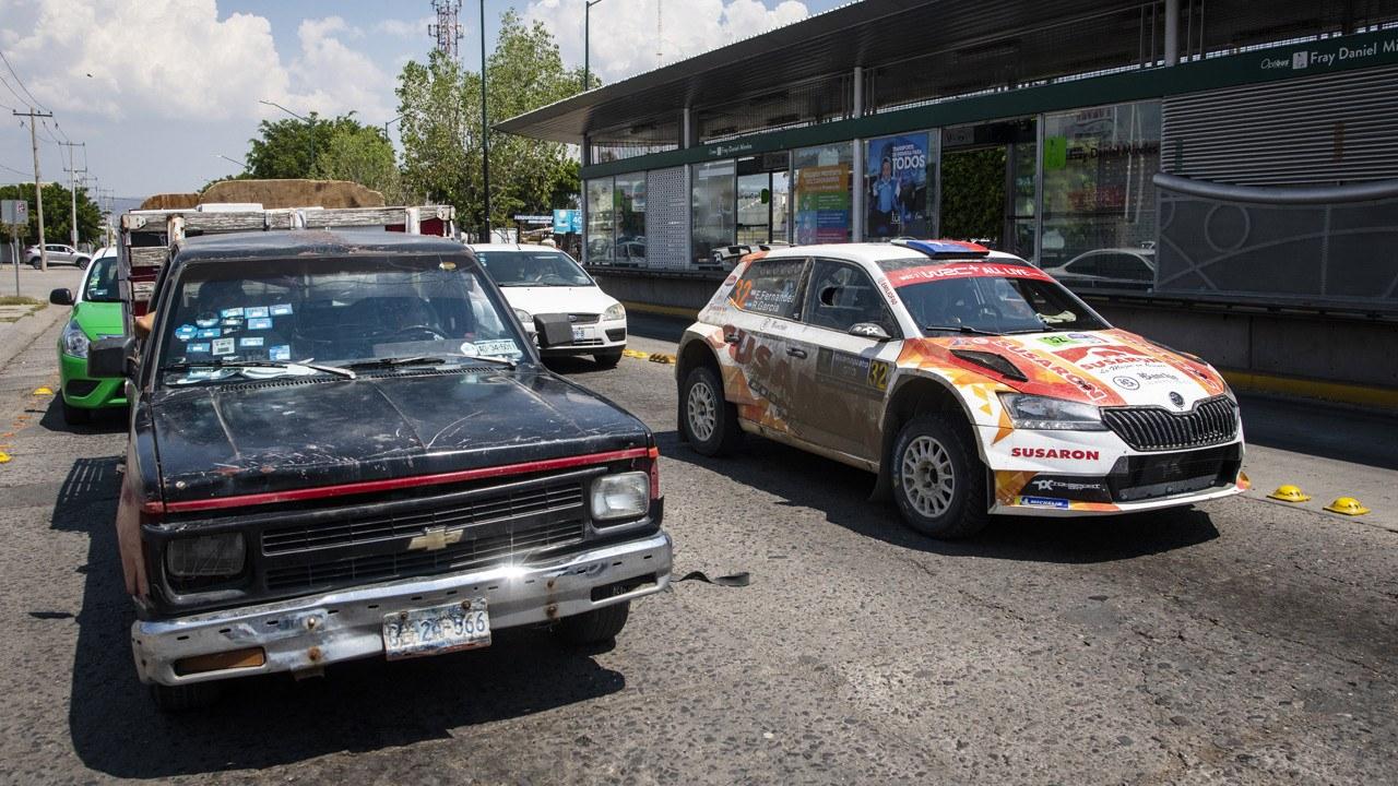 El Rally de México deja en las filas del WRC un positivo por COVID-19