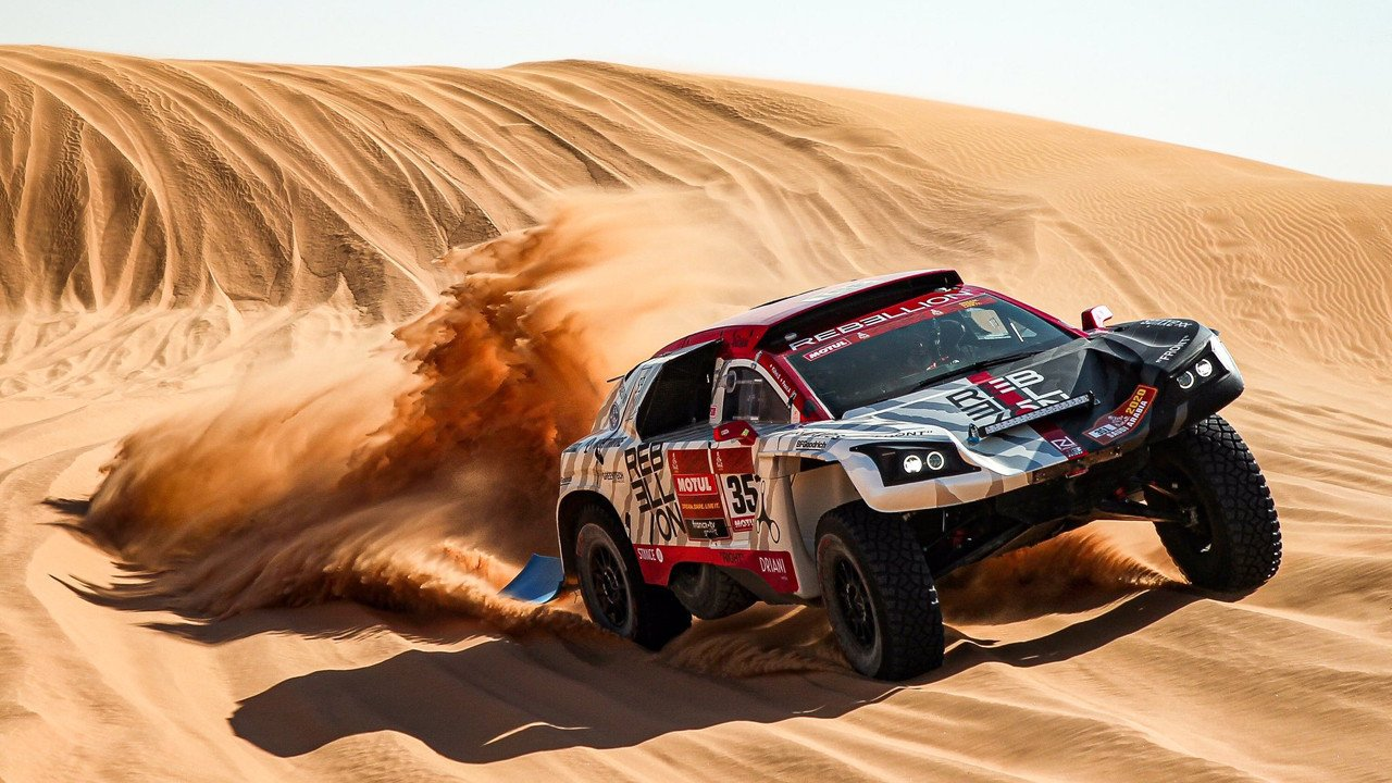 Rebellion Racing trabaja para competir con dos coches en el Dakar 2021