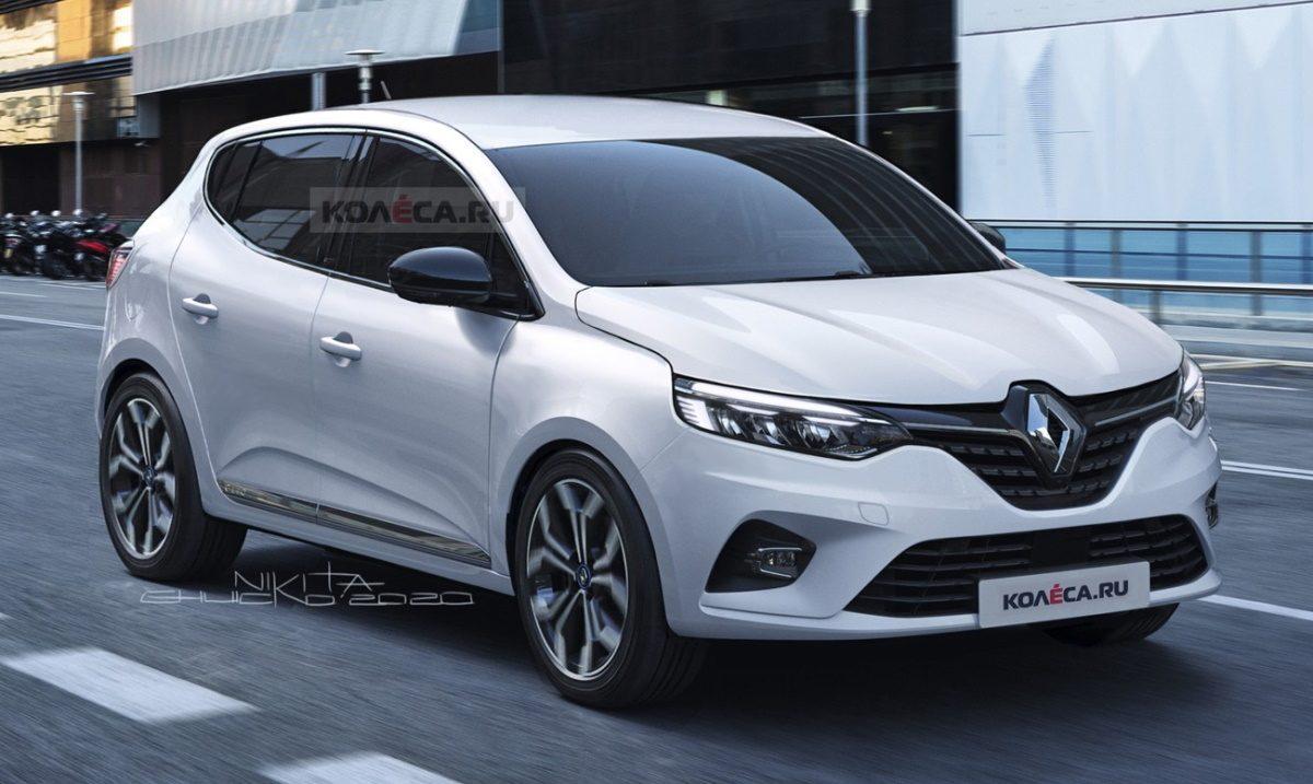 El futuro Dacia Sandero 2021 se destapa en estos primeros renders