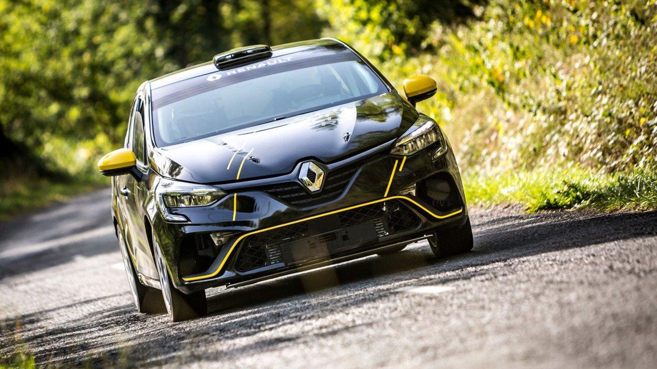 El Renault Clio Rally4 debutará en la campaña 2021 del WRC