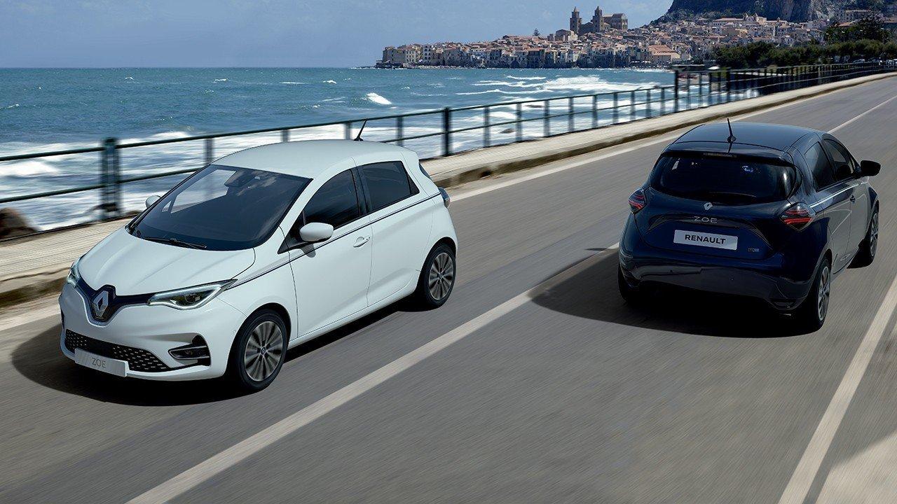 Renault ZOE Riviera, una edición limitada cargada de equipamiento