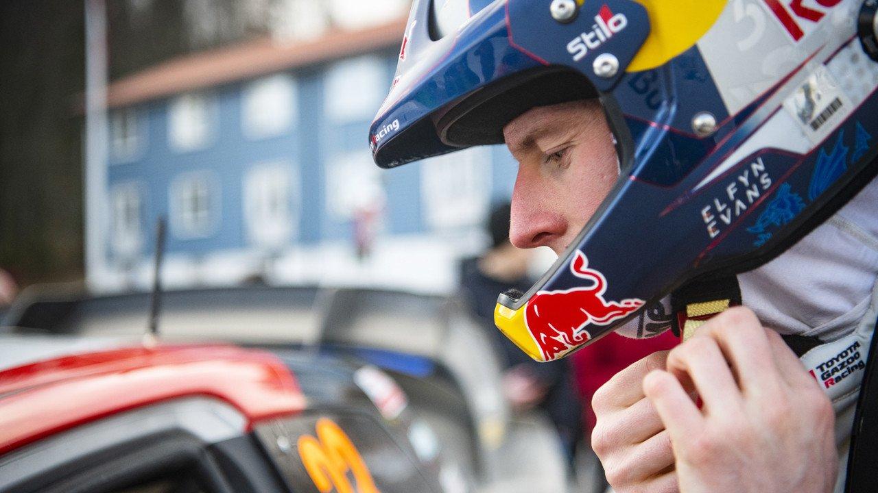 """Rich Millener: """"Elfyn Evans puede ganar el WRC porque es muy consistente"""""""