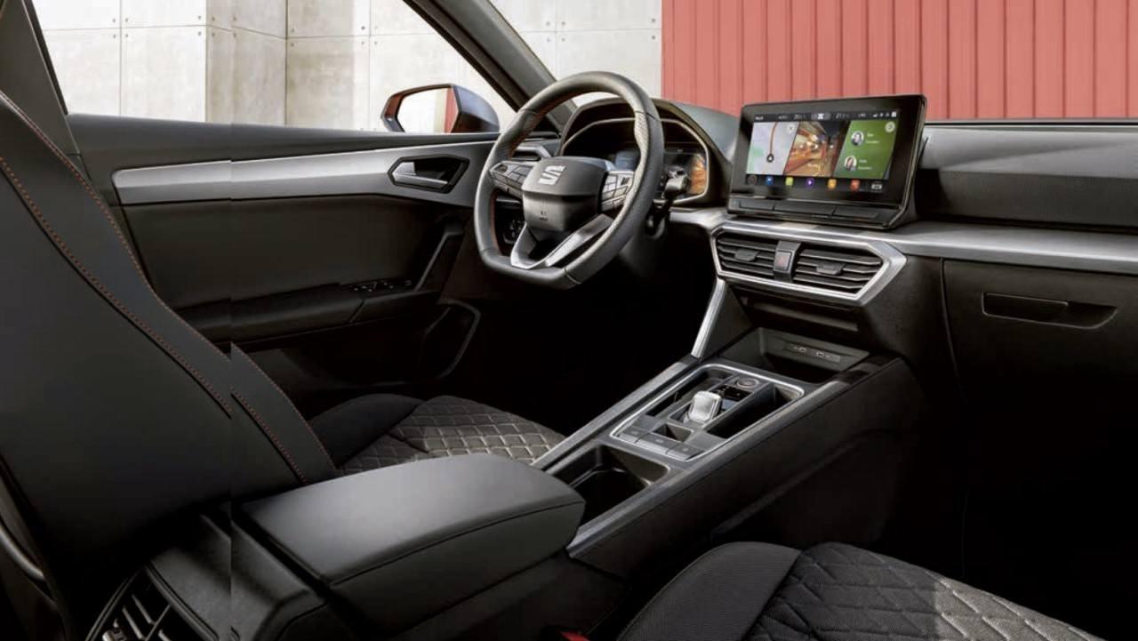 SEAT Leon mk4 (2020) 75