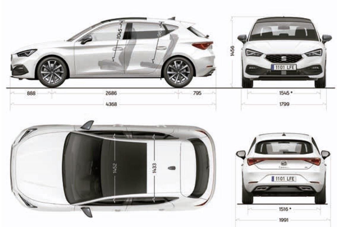 SEAT Leon mk4 (2020) 78