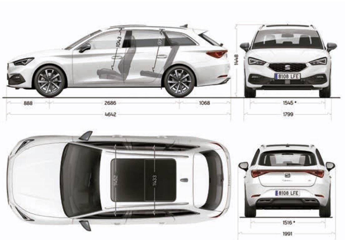 SEAT Leon mk4 (2020) 79