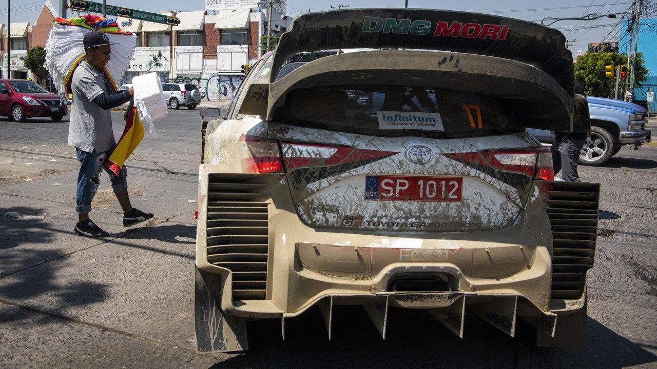 Sébastien Ogier toma la punta del WRC tras conquistar el Rally de México