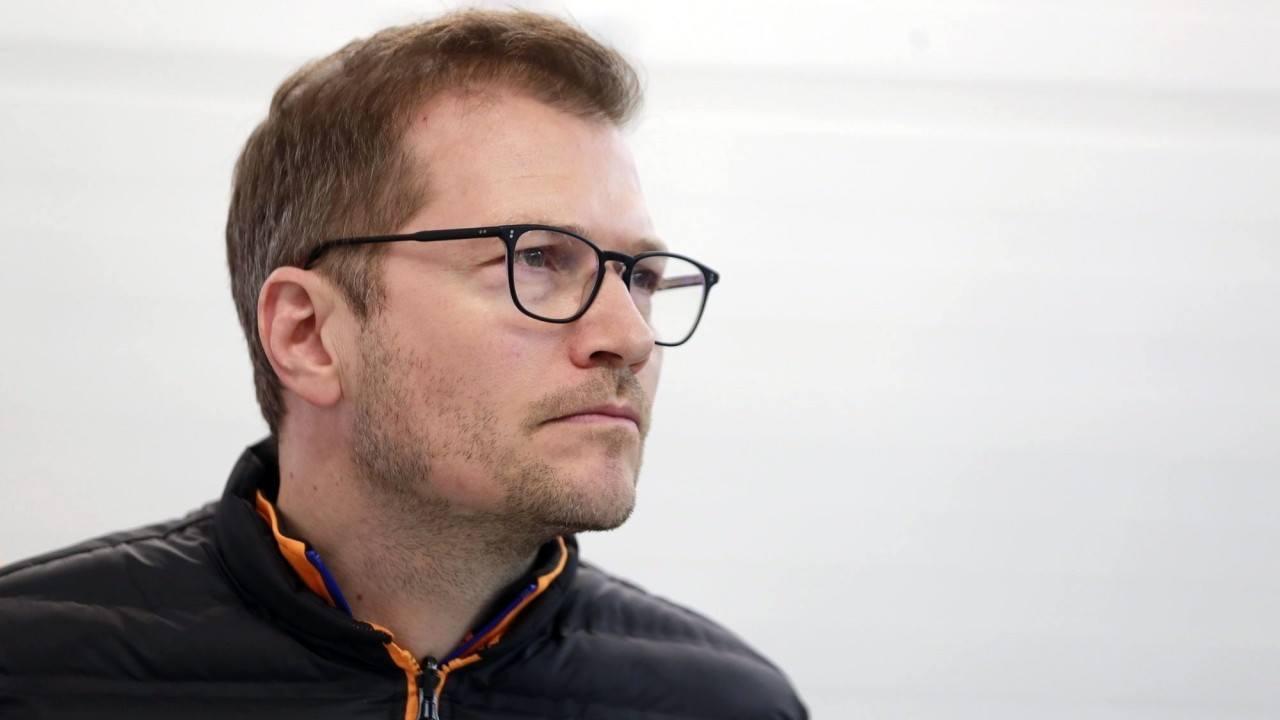 Seidl: «McLaren podrá modificar el chasis de 2020 para adaptar el motor Mercedes»