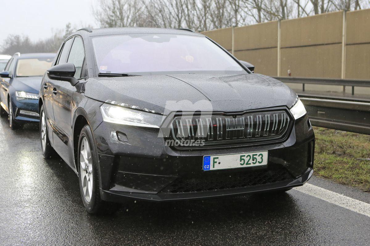 2021 Škoda Eniaq / Enyaq 19