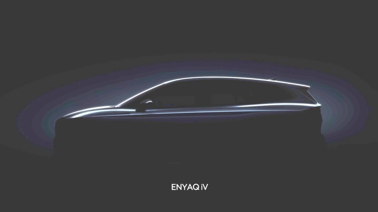 2021 Škoda Eniaq / Enyaq 27