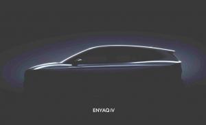 Skoda muestra un teaser del nuevo SUV eléctrico, el Enyaq