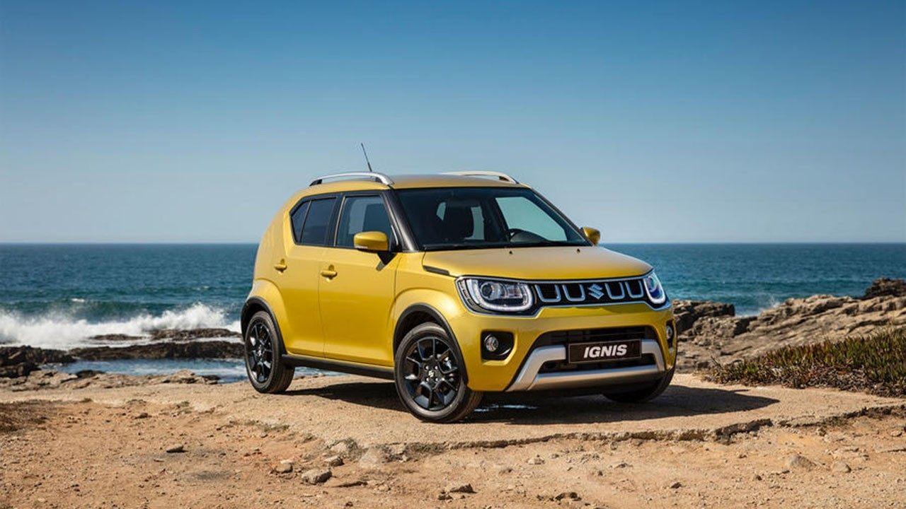 El nuevo Suzuki Ignis 2020 irrumpe en Europa cargado de novedades