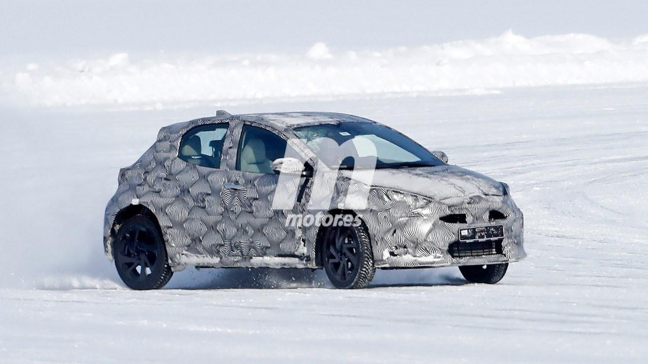 Toyota Yaris Cross, cazado el nuevo B-SUV que hará frente al Renault Captur