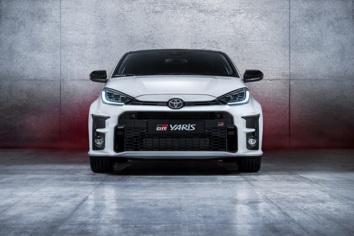 El nuevo Toyota GR Yaris ya tiene precio en Alemania, llega en la segunda mitad de 2020