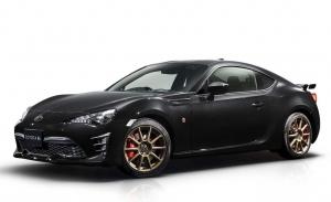 Toyota GT86 Black Limited: nueva edición homenaje al AE86