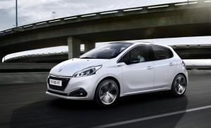 Argentina - Febrero 2020: El Peugeot 208 entra en el podio