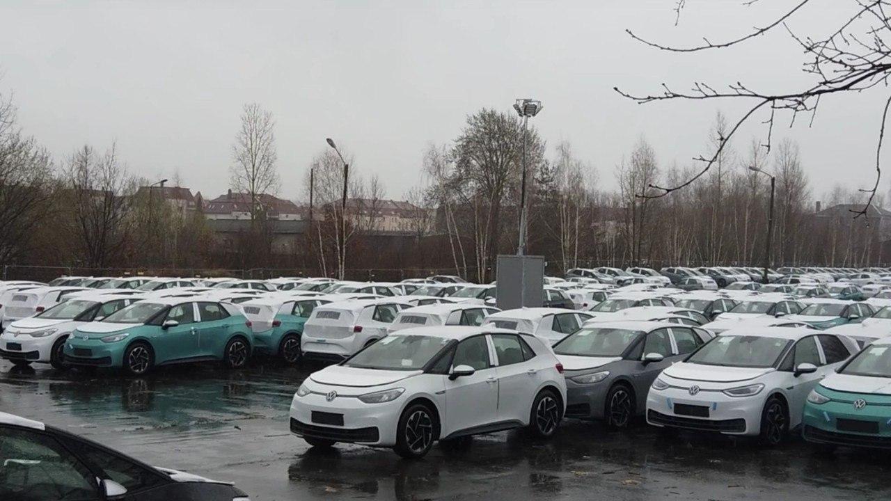 El aeropuerto de Zwickau alberga gran parte de la producción del Volkswagen ID.3