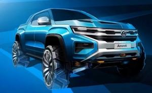Volkswagen ya anuncia la segunda generación del Amarok