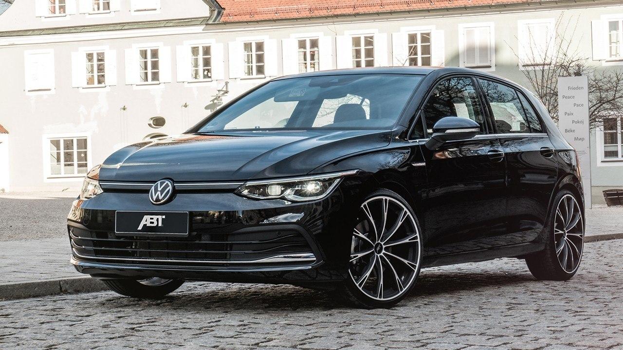 El nuevo Volkswagen Golf 2020 estrena llantas firmadas por ABT Sportsline